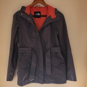 The North Face - trench coat  - XS TP